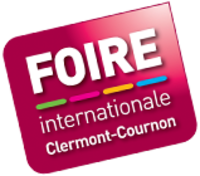 Logo de la Foire internationale de Clermont-Cournon